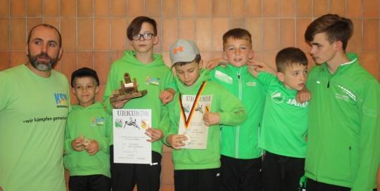 Team KSV Gottmadingen in Hornberg 2019